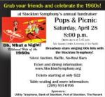 Stockton Symphony Pops and Picnic