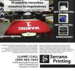 Serrano Printing