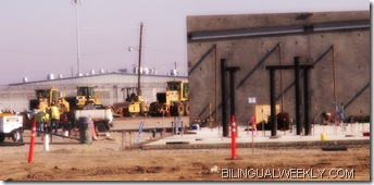 CONSTRUCTION OF PRISON HEALTH COMPLEX SAN JOAQUIN COUNTY CA